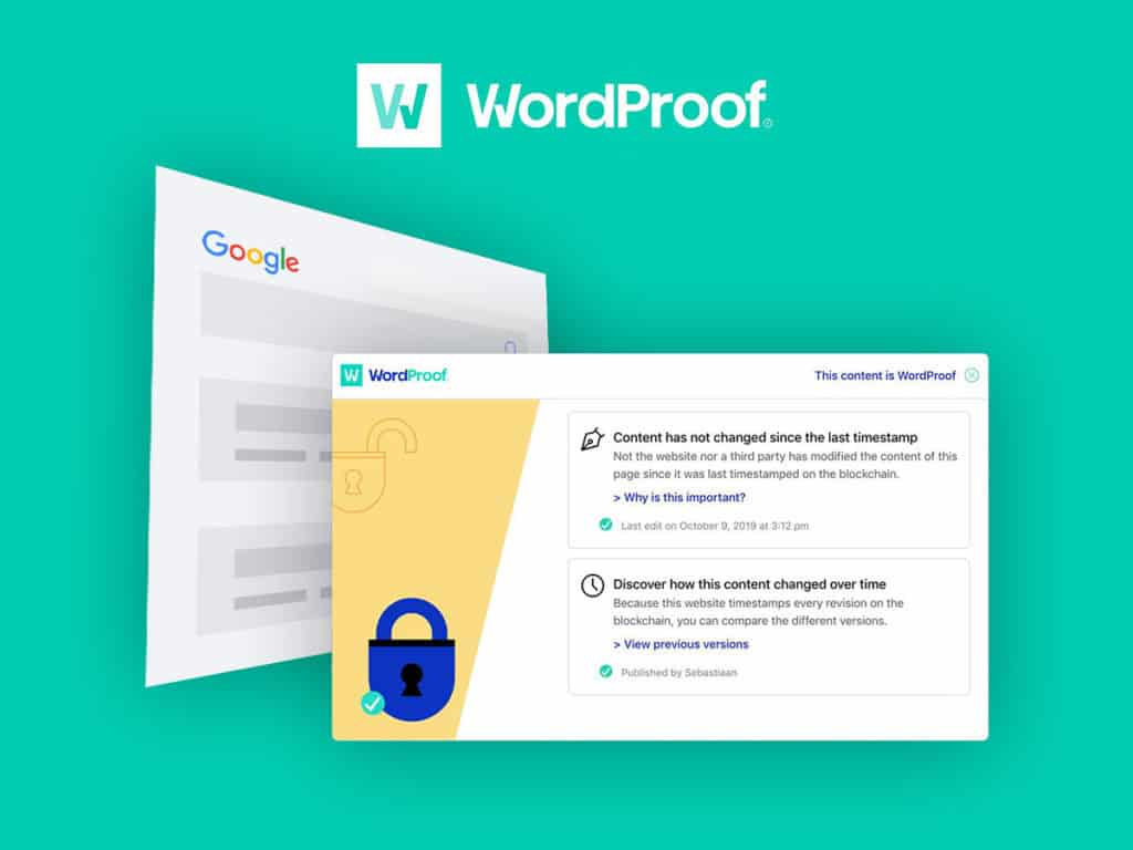 wordproof featured image